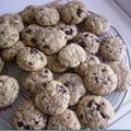 Délicieux cookies qui ont fait l'unanimité!!
