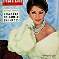 <b>Paris</b> <b>Match</b> 27/12/1958