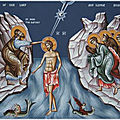 <b>Baptême</b> du Seigneur