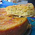 Gâteau aux citrons verts