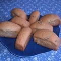 Mini cakes aux raisins