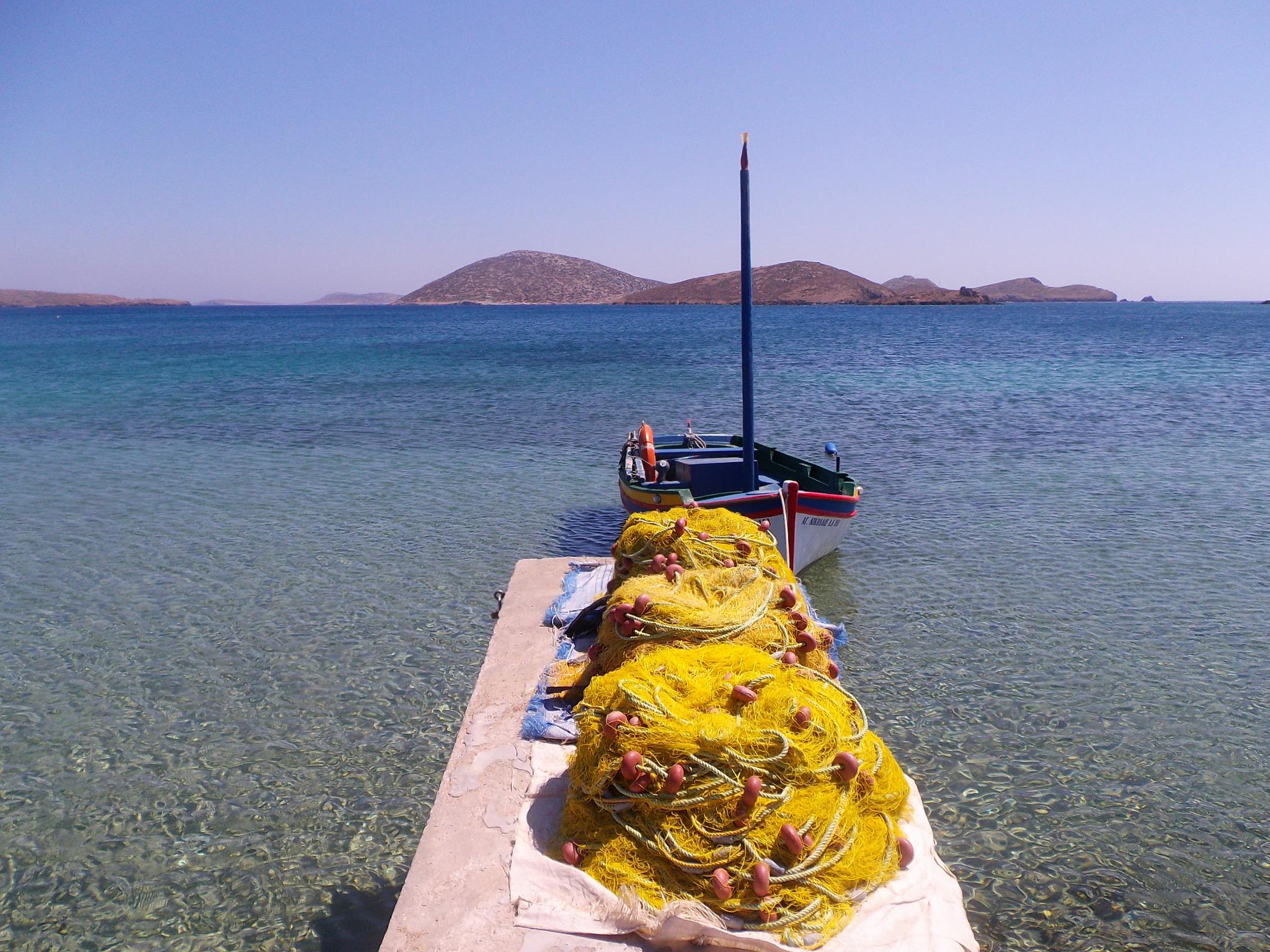 Organiser son Périple dans les Îles Grecques