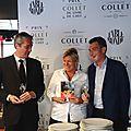 Prix <b>Collet</b> du livre de Chef 2015 - Episode #2 : Flora Mikula, L'Auberge Flora