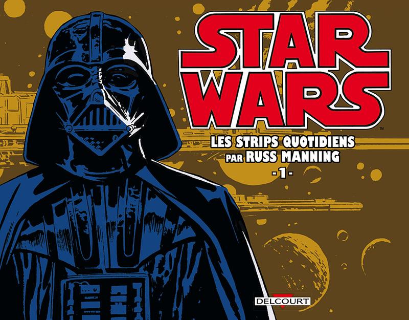 delcourt star wars strips 01 russ manning
