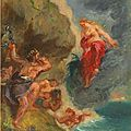 '<b>Delacroix</b> and the Matter of Finish' at Santa Barbara Museum of Art
