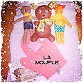 Raconte tapis La moufle