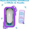 Aprés-shampoing Maison à l'<b>huile</b> de <b>Camélia</b>