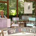 Les meubles renovés de Sylvie Hervy