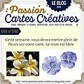 PASSION CARTES CREATIVES MAGAZINE