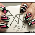 #nailpatchday - alfa.k !