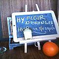 Crème de jour hy fleur d'oranger et hv de rose musquée