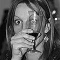 Boire à l'oeil