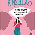 Poppy Wyatt est un sacré numéro, de Sophie Kinsella