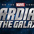 Les <b>Gardiens</b> de la <b>Galaxie</b>......mais c'est qui eux ?