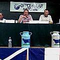 contractualisation laitière : première réunion de l'Office du lait - Avranches - 22 novembre 2011