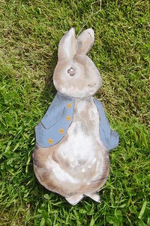 chantournage pierre lapin