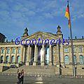 Mon top 10 Berlin depuis 1945: N°2: le Reichstag