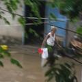Mousson au Laos