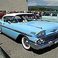 <b>Chevrolet</b> <b>Bel</b> <b>Air</b> Impala hardtop coupe-1958