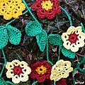 Envie de fleurettes...