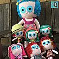 29-poupées toutes