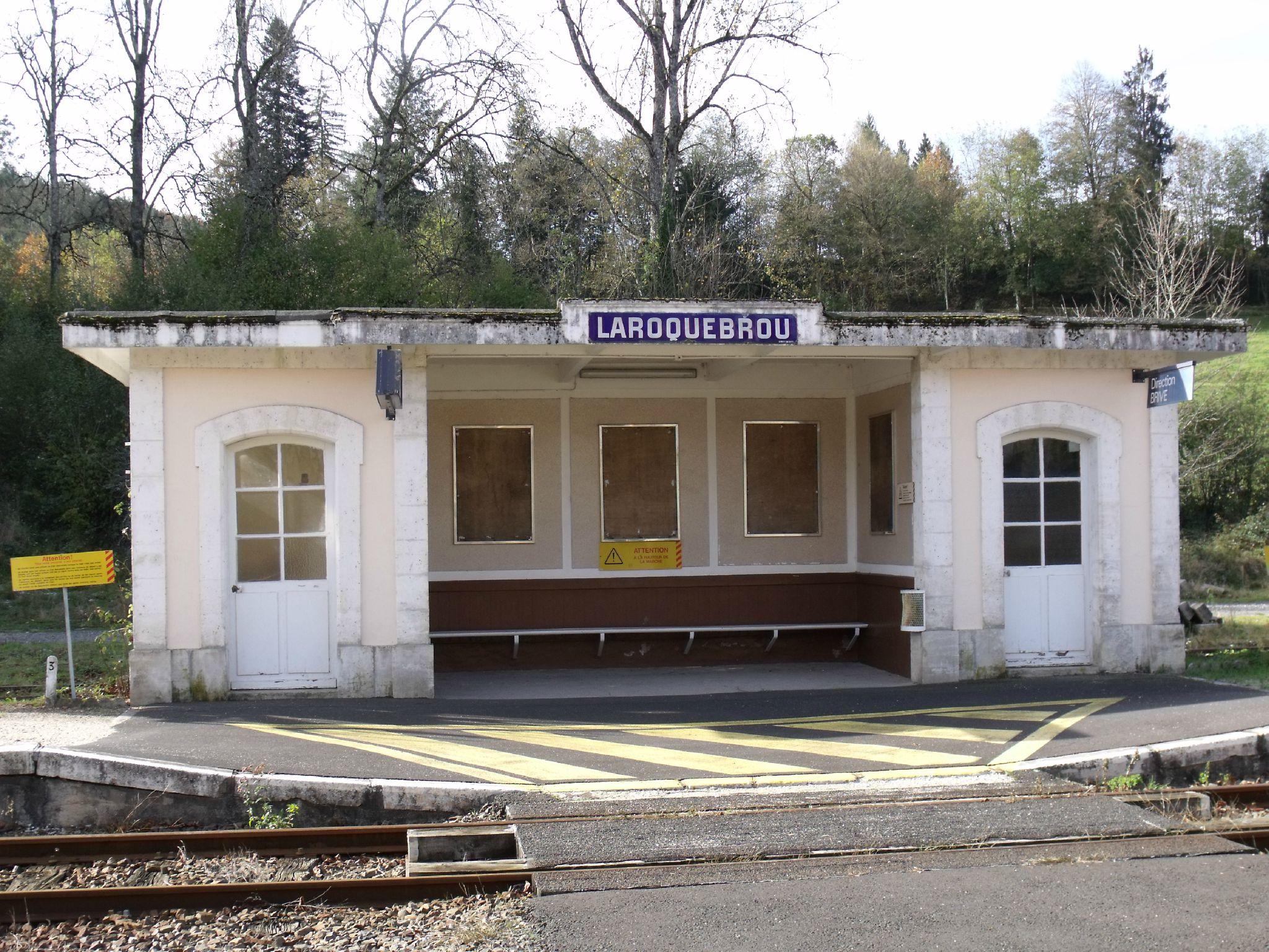 Laroquebrou (Cantal - 15) 4