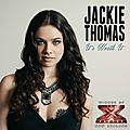 Jackie Thomas - It's Worth It