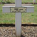 Sergent Armand CHOIX
