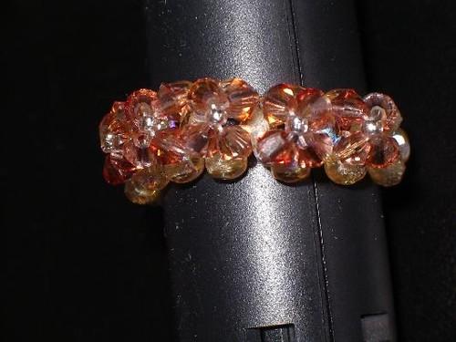 Cinq fleurs - toupies 3mm
