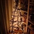 De branches et de ficelle ...