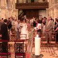 Entrée de la mariée