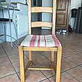 <b>chaise</b> campagnarde deviendra grande!!!!