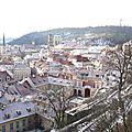 Prague par moins 7...