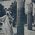PREMIERS FILMS TOURNÉS EN PARTIE À MARRAKECH: LE SANG D'<b>ALLAH</b>, IN'CH'<b>ALLAH</b> & LES HOMMES NOUVEAUX.