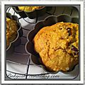Biscuits aux dattes et noix de coco sans gluten et sans lactose