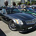 <b>Cadillac</b> XLR-V roadster 2006-2009
