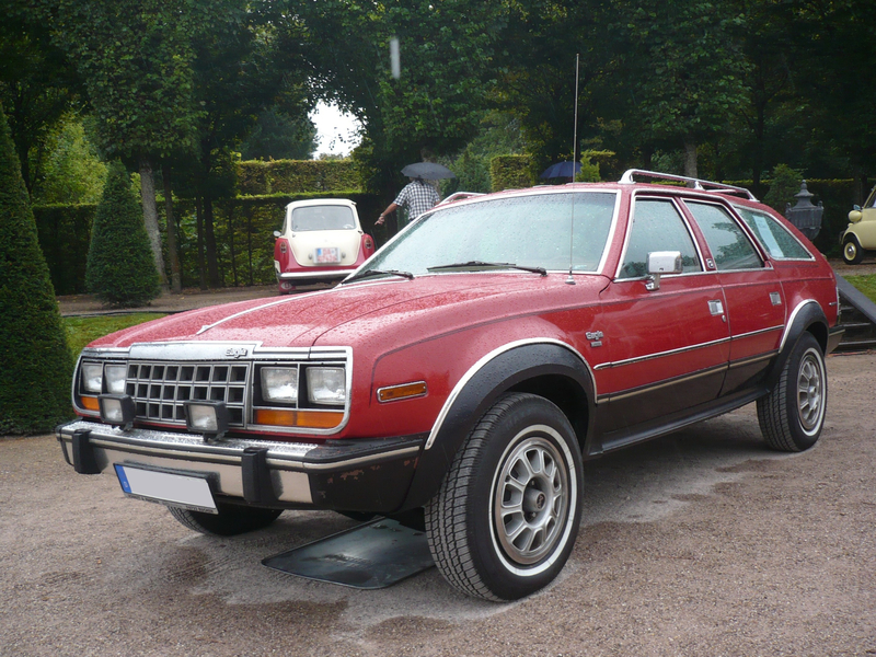 AMC Eagle Wagon Limited Schwetzingen (1)