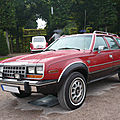 Amc eagle wagon limited