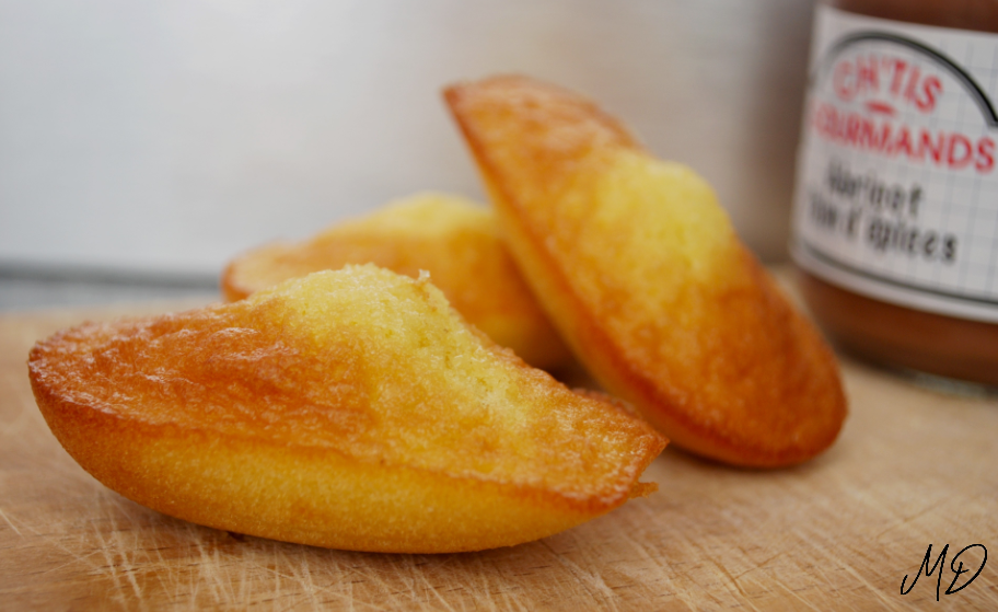 Tendres Madeleines