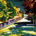Kandinsky, poil au ...