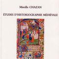 Etudes d'historiographie médiévale
