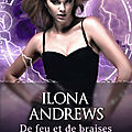 <b>Andrews</b>,Ilona - Dynasties -3 De feu et de braise