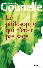 Le philosophe qui n'était pas sage couv
