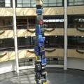 Santiago, à l'aéroport