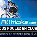 Alltrick uen boutique spécialiste Des accessoires vélos
