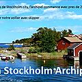 Sail in Stockholm
