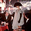 Givenchy for jardin des modes 1958