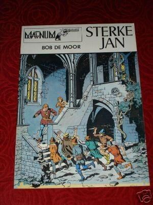 Sterke Jan (1re édition De Daageraad 1984) Conrad le Hardi