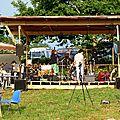 Un festival de musique de 4 jours à Les Beiges, près de Marsac