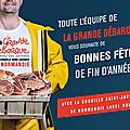 Merci confrère! Le Canard Enchaîné défend bec et plumes la vraie coquille Saint-Jacques de Normandie!